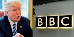 BBC and Trump